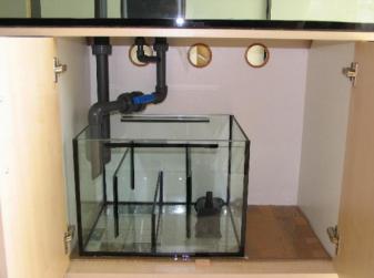 4-Kammer Unterschrankfilter