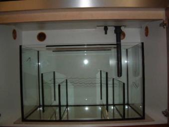 5-Kammer Unterschrankfilter