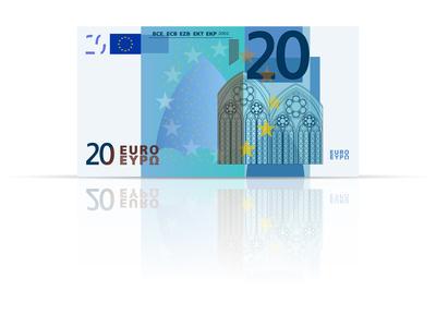 Euro 20 Schein