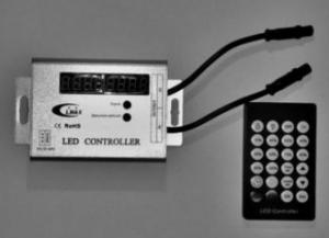LED Dimmer inkl. remote