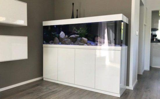 Aquarium-Kombination-Adam-Hochglanz-weiß-Diamant-geschliffen-Floatglas-Sonderanfertigung3