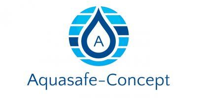 Aquasafe-Concept Logo