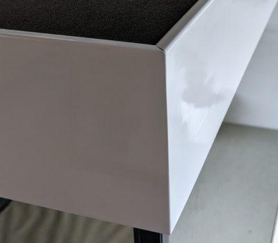 PVC-Abdeckung