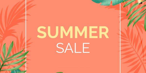 Sommer Angebote für Aquarien
